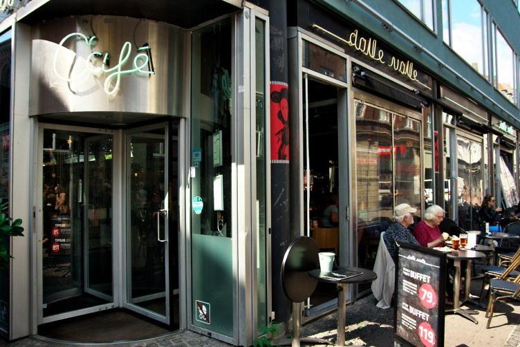Cafe Delle Valle