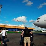 デンマークのコペンハーゲンからキューバのハバナにフライト。実質24時間稼働(2019年8月22日)