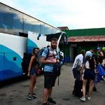 【キューバ】ハバナからトリニダードにバス移動(2019年8月26日)