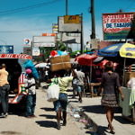 【ハイチ】首都ポルトープランスでバスチケット買いに行ったのに結局飯を食べただけと言う(2019年9月11日)