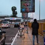 ドミニカ共和国のプンタカナからペルーの首都リマに飛行機移動&空港泊(2019年9月21日~22日)