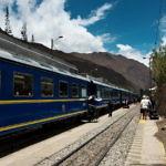 【ペルー】アグアスカリエンテス朝さんぽ。クスコに高級列車で戻る(2019年10月6日)