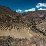 【ペルー】クスコからピサック遺跡とアルパカ観光牧場アワナカンチャへ(2019年10月10日)