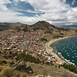 【ボリビア】コパカバーナのセロ・カルバリオに登ったり教会に行ったり(2019年10月14日)