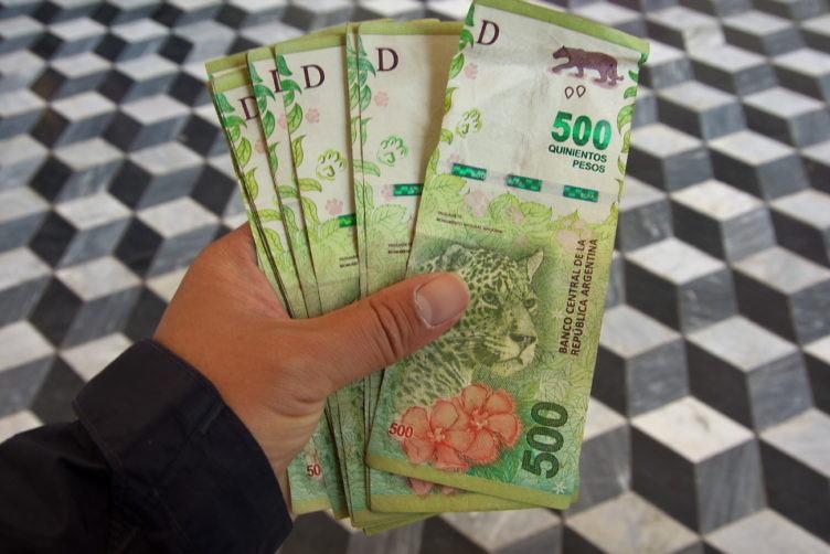 6,500ペソ