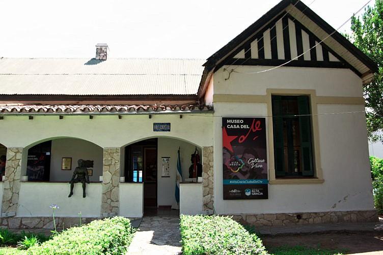 「チェの家」(Museo Casa del Che)